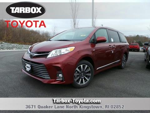 2019 Toyota Sienna for sale in North Kingstown, RI