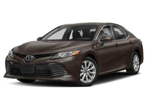 2019 Toyota Camry for sale in North Kingstown, RI