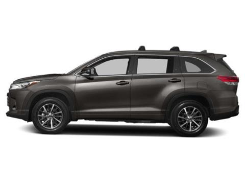 2019 Toyota Highlander for sale in North Kingstown, RI