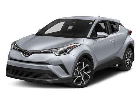 2018 Toyota C-HR for sale in North Kingstown, RI