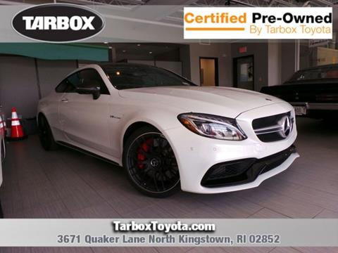 2018 Mercedes-Benz C-Class for sale in North Kingstown, RI