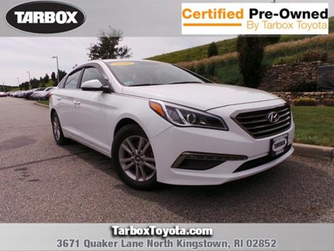 2016 Hyundai Sonata for sale in North Kingstown, RI
