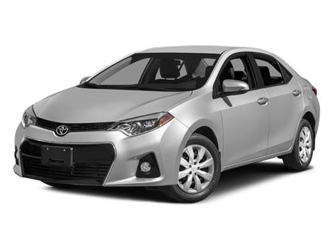 2014 Toyota Corolla for sale in North Kingstown, RI