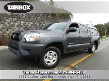 2013 Toyota Tacoma for sale in North Kingstown, RI