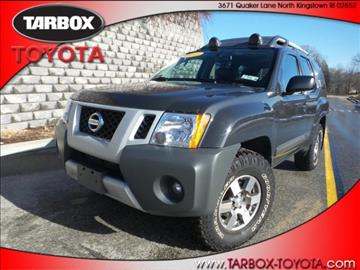 2012 Nissan Xterra for sale in North Kingstown, RI