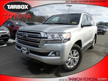 2016 Toyota Land Cruiser for sale in North Kingstown, RI