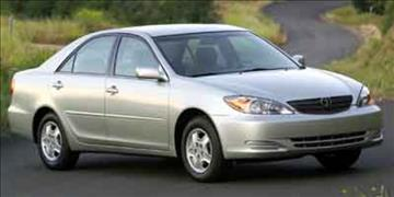 2002 Toyota Camry for sale in North Kingstown, RI