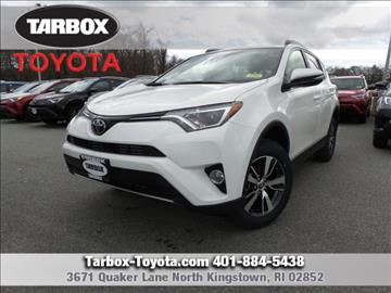 2017 Toyota RAV4 for sale in North Kingstown, RI