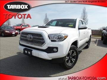 2016 Toyota Tacoma for sale in North Kingstown, RI