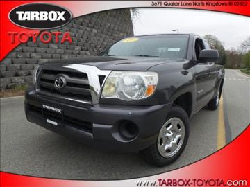 2010 Toyota Tacoma for sale in North Kingstown, RI