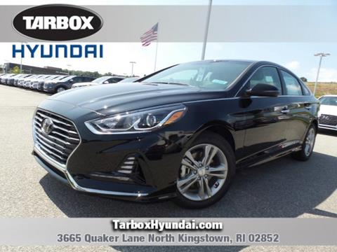 2018 Hyundai Sonata for sale in Warwick, RI