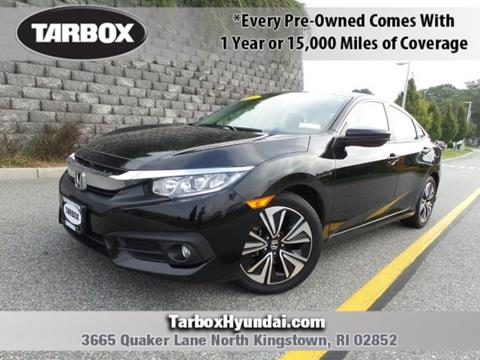 2016 Honda Civic for sale in Warwick, RI