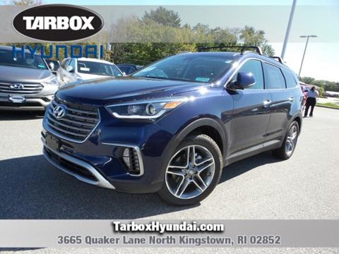 Hyundai Santa Fe For Sale In Warwick Ri Carsforsale Com