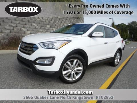 2014 Hyundai Santa Fe Sport for sale in Warwick, RI
