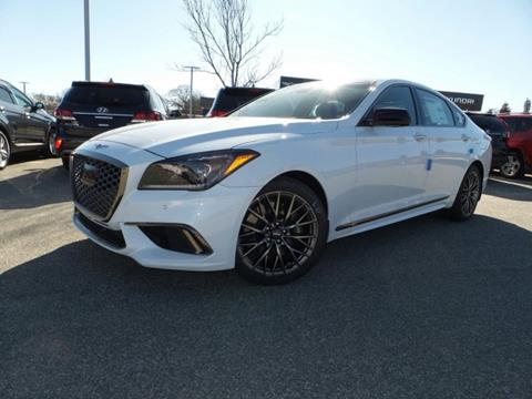 Genesis G80 For Sale In Rhode Island Carsforsale Com