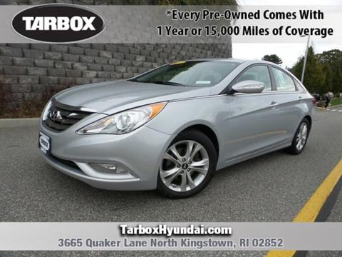 2011 Hyundai Sonata for sale in Warwick, RI