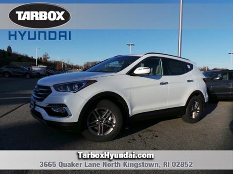 2018 Hyundai Santa Fe For Sale In Warwick Ri