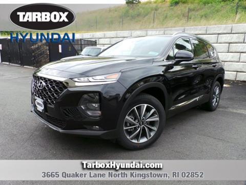 2019 Hyundai Santa Fe for sale in Warwick, RI
