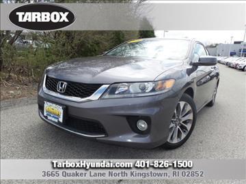 Honda Accord For Sale Warwick Ri