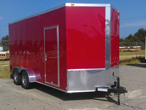 2017 Eagle 7 x 16 TA for sale in Fitzgerald, GA