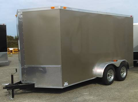 2017 Eagle 7x16TA for sale in Fitzgerald, GA