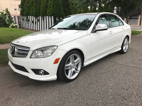 2009 Mercedes-Benz C-Class for sale in Paterson, NJ