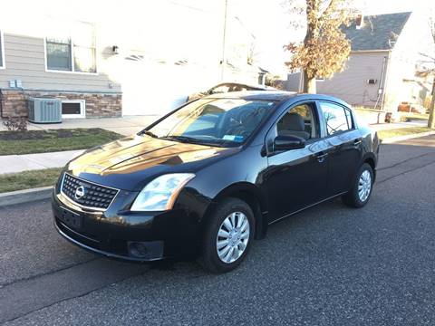 2007 Nissan Sentra for sale in Paterson, NJ