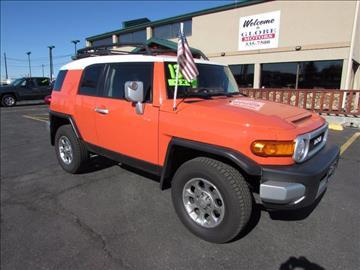2013 Toyota FJ Cruiser for sale in Spokane, WA