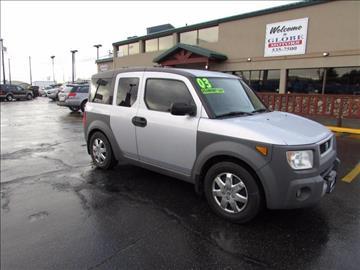 2003 Honda Element for sale in Spokane, WA
