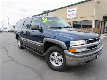 2000 Chevrolet Suburban for sale in Spokane, WA