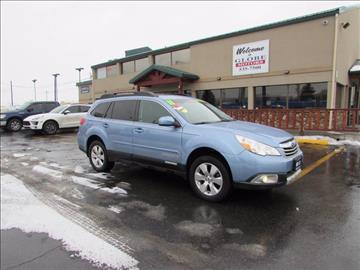 2011 Subaru Outback for sale in Spokane, WA