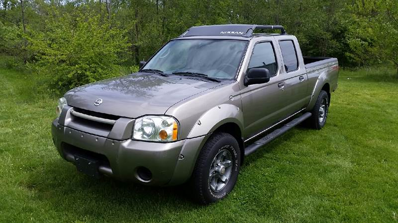 2004 Nissan Frontier For Sale At Anderson Auto Plaza In Anderson IN