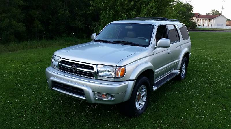 2000 Toyota 4Runner For Sale At Anderson Auto Plaza In Anderson IN