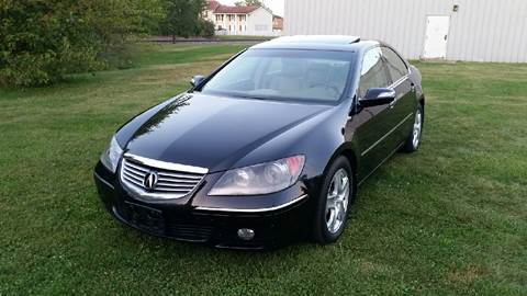 2005 Acura RL for sale in Anderson, IN