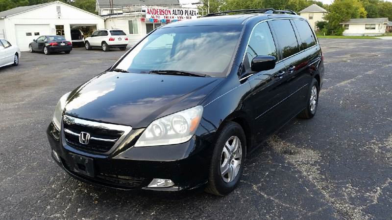 2007 Honda Odyssey For Sale At Anderson Auto Plaza In Anderson IN
