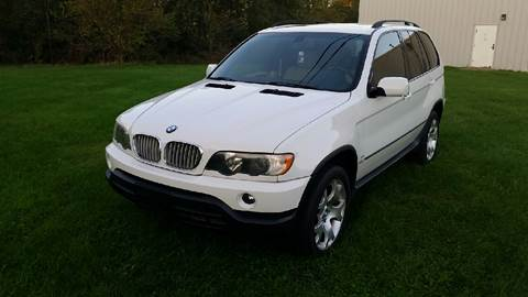2003 BMW X5 for sale in Anderson, IN