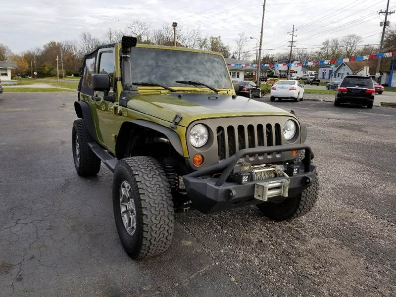 2010 Jeep Wrangler For Sale At Anderson Auto Plaza In Anderson IN