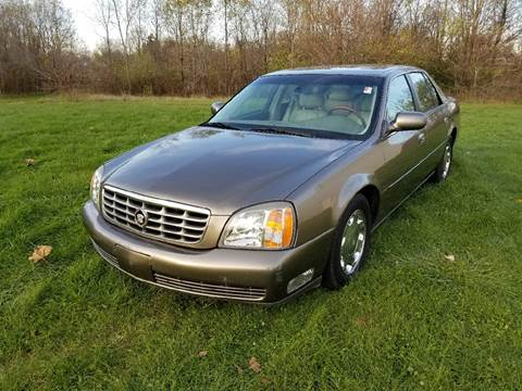 2001 Cadillac DeVille for sale at Anderson Auto Plaza in Anderson IN