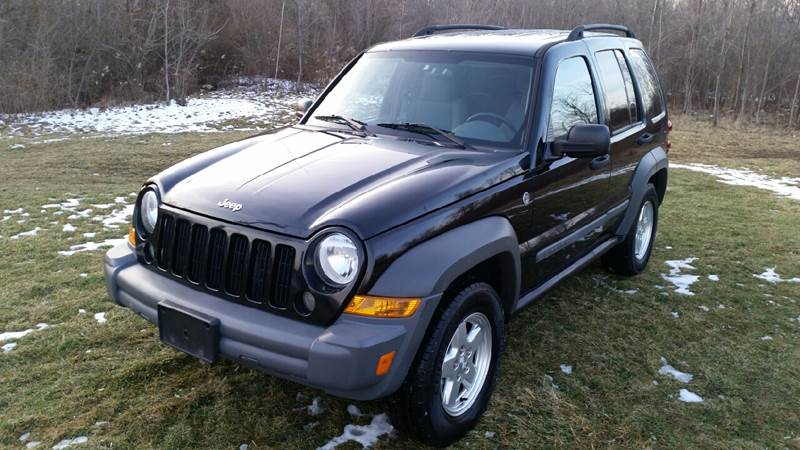 Great 2005 Jeep Liberty For Sale At Anderson Auto Plaza In Anderson IN