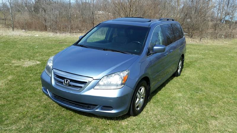 2006 Honda Odyssey For Sale At Anderson Auto Plaza In Anderson IN