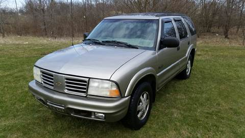 1999 Oldsmobile Bravada for sale in Anderson, IN