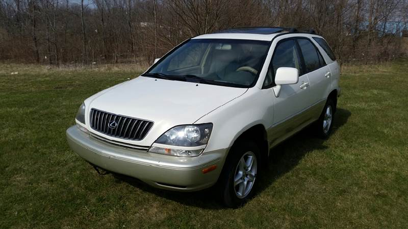 2000 Lexus RX 300 For Sale At Anderson Auto Plaza In Anderson IN