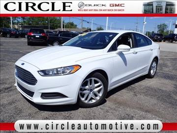 2014 Ford Fusion for sale in Highland, IN