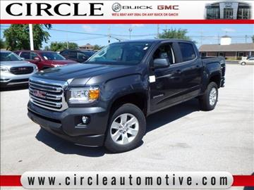 2017 GMC Canyon for sale in Highland, IN