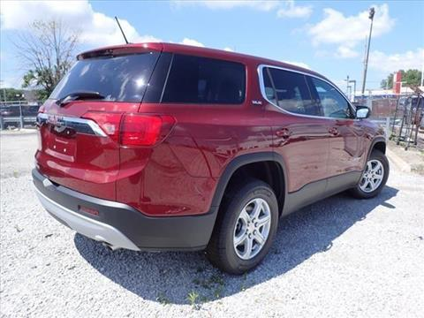 2017 GMC Acadia for sale in Highland IN