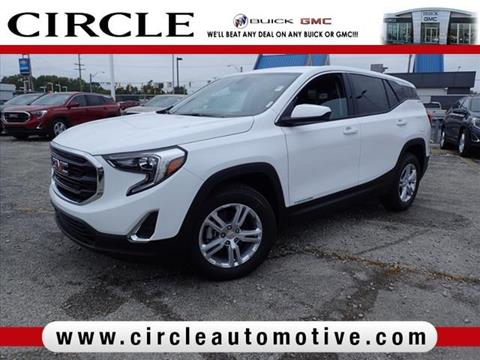 2018 GMC Terrain for sale in Highland, IN