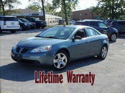 2009 Pontiac G6 for sale in Highland IN