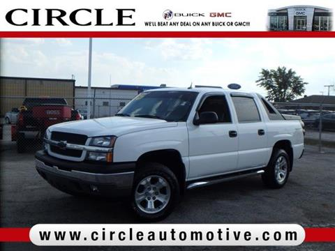 2005 Chevrolet Avalanche for sale in Highland IN