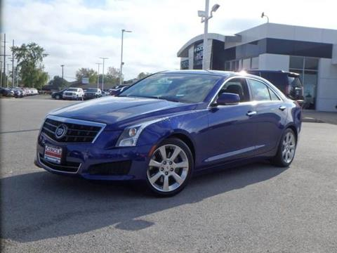 2013 Cadillac ATS for sale in Highland, IN