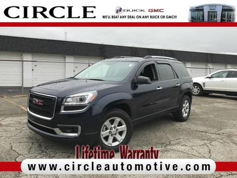2015 GMC Acadia for sale in Highland IN